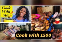 Types Of Food N1,500 Can Cook