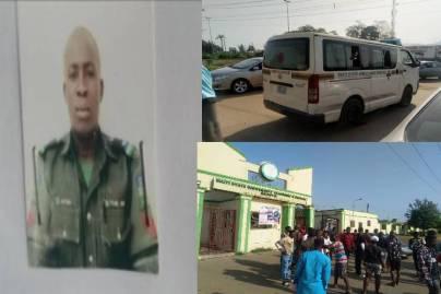 Drunk policemen shoot one dead in Ekiti