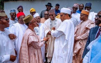 36 Governors To Meet President Buhari