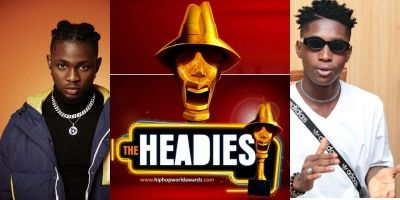 Full Nominees For Headies 2020