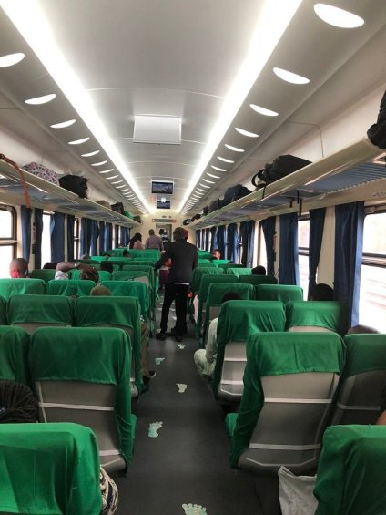 10 Things To Know About Boarding The New Lagos-Ibadan Train