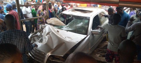 2 Persons Killed In Fatal Accident In Ondo