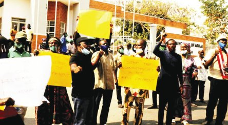 ASUU Defends Sharing Formula, Varsity Workers Begin Protests Over N40bn Allowance