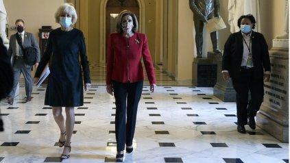 Democrats Begin President Trump's Impeachment Process