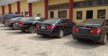 EFCC Arrest 30 Suspected Internet Fraudsters In Enugu