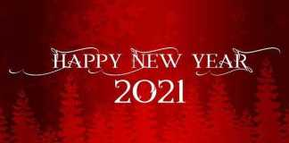 Happy New Year 2021 To All Our Readers!