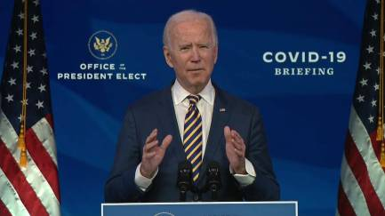 Joe Biden To Have New Secret Service Team