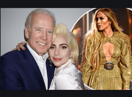 Lady Gaga And Jennifer Lopez To Perform At The Swearing-In Of Joe Biden And Kamala Harris