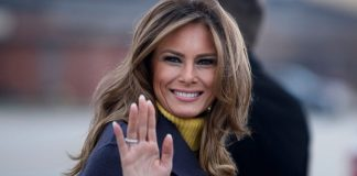 Melania Trump's Favorability Rating As FLOTUS Sinks To Record Low