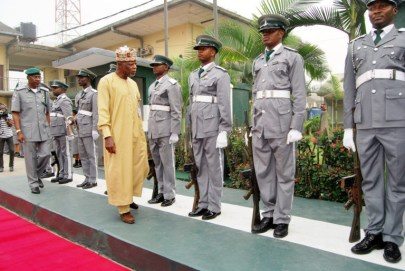 Nigeria Customs Service Says It generated ₦1.5 Trillion In 2020