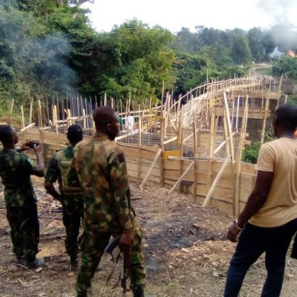Ogun Govt To Demolish Secret Bridge Constructed By Unknown Persons In A Forest