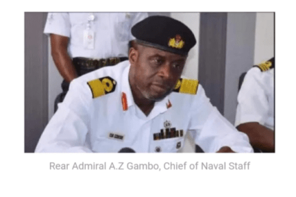 Photos Of The New Service Chiefs President Buhari Just Announced