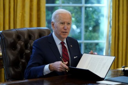 President Biden Ends Gag Rule On Abortion, Reopens Health Insurance Marketplace