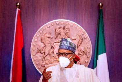 President Buhari Presides Over First Cabinet Meeting In 2021
