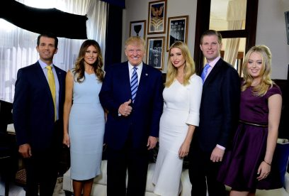 President Trump To Pardon Himself, His Family Members In Final Days At The White House