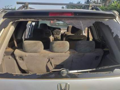 Sen. Adelere Oriolowo Escapes Assassination Attempt At A Political Meeting
