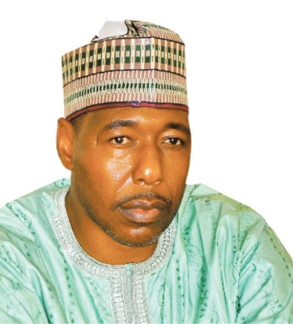 South-South and South-East should negotiate for 2023 presidency - Zulum
