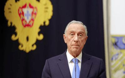The President Of Portugal Marcelo Rebelo de Sousa Tests Positive For COVID-19