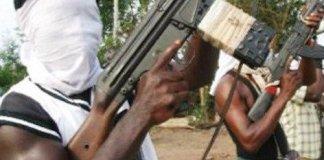 Unknown Gunmen Kidnap Travellers In Osun