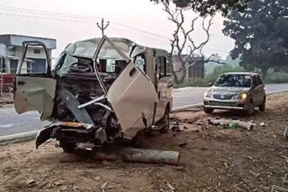 32 Killed As Overloaded Truck Carrying Mourners Collides With Four Vehicles