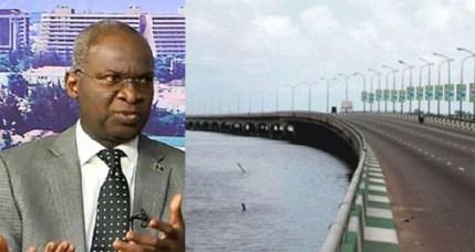 3rd Mainlaind Bridge Reopens Fully By 12 Noon - Babatunde Fashola