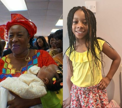 Actress Patience Ozokwo Celebrates Her Granddaughter As She Turn 7