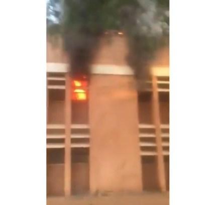 Fire Razes Female Hostel In Usman Danfodio University