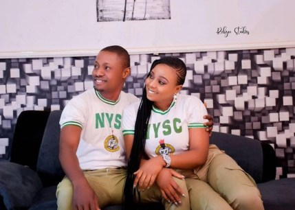 Man Proposes To Fellow Corps Member On Their POP Day