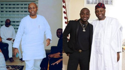 My dad used to work at a fast-food restaurant in US before he became wealthy - Davido