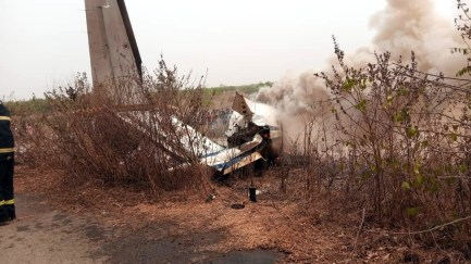Nigerian Air Force Confirms Death Of 7 Personnel In Military Plane Crash In Abuja