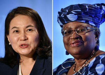 Okonjo-Iweala's Path to WTO Clears Hurdle as Korean Quits Race