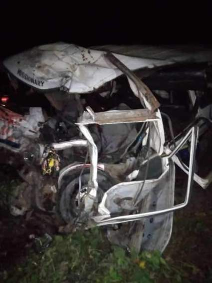Tragedy As Wedding Guests Die In Fatal Road Accident