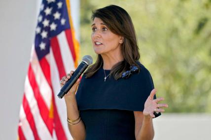 'Trump Has Lost His Social Media, His Business Is Suffering, He Has No Future In The Republican Party' - Nikki Haley