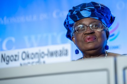 Trump Tried To Block Her, Now Ngozi Okonjo-Iweala Is About To Make History
