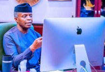 Vice President Osinbajo Disagrees With CBN, Calls For Crypto Regulation