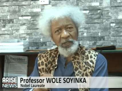 Wole Soyinka Counters The Police, Insists Cattle Invaded His Property