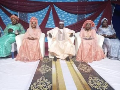 APC Youth Leader Marries 2 Wives On The Same Day