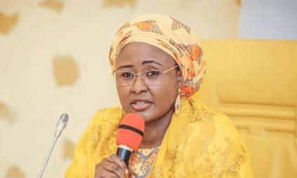 Aisha Buhari Breaks Silence, Sends Goodwill Message To Women