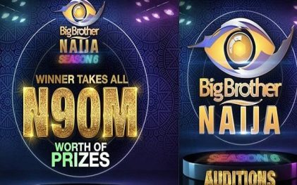 BBNaija's Season 6 Winner To Go Home With N90 Million - See How To Apply