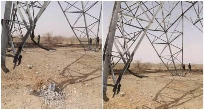 Boko Haram Blows Up Power Tower, Throws Maiduguri Into Darkness