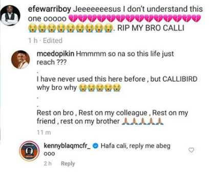 Comedian Calibird Dies After A Brief Illness