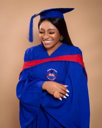 Female Student Breaks 44 Years Record At UNICAL 34th Convocation