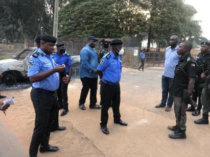 Gunmen Attack Police Patrol Team, Kill Police Officer In Anambra
