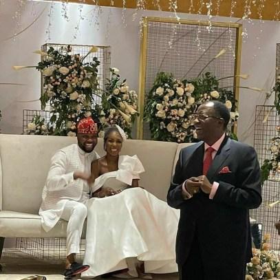 Media Personality Debola Williams Weds Daughter Of Former Ogun State Gov Gbenga Daniels