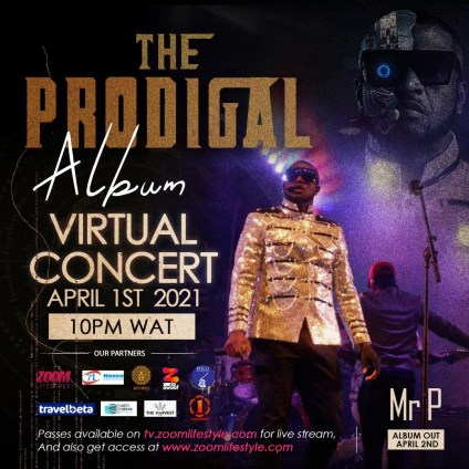 Mr. P To Release Debut Album The Prodigal