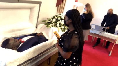 Music Executive, Dokta Frabz Laid To Rest In United States