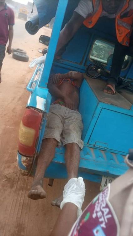 Nigerian Man Dies In Fatal Accident In Anambra