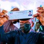 See The Moment VP Yemi Osinbajo Re-validated His APC Membership Status