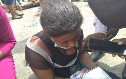Woman Arrested For 'Dumping' Accident Victim's Body On The Road