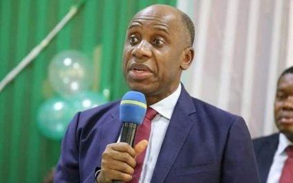 Work On Lagos-Calabar Railway To Start This Year — Minister Of Transport, Amaechi